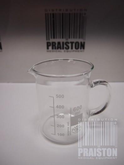 Image of Beaker-Set-SIMAX-600 by PRAISTON