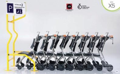 Image of Transfer-Chair-NITROCARE-NTS-X5 by PRAISTON
