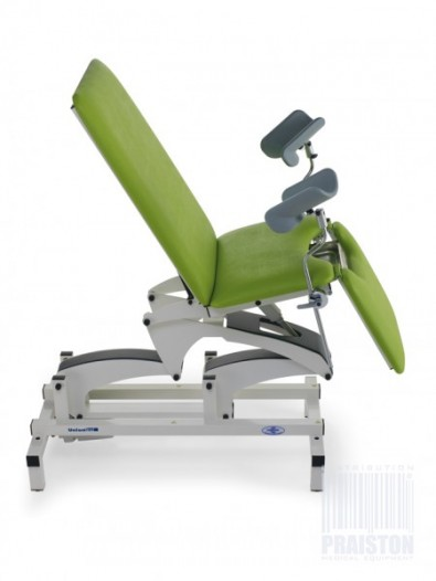 Image of Gynaecological-Patient-Bed-Wesseling-OPTIMUS-KOMBI by PRAISTON