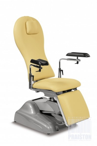Image of Phlebotomy-Chair-TEYCO-MED-LORY-Y01 by PRAISTON
