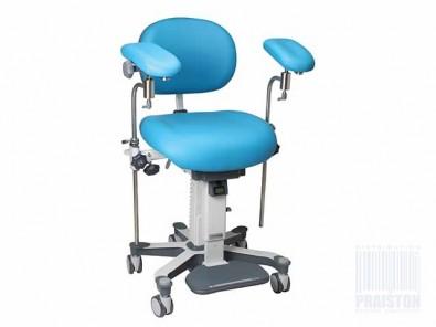 Image of Examination-Chair-Vela-MC6173 by PRAISTON