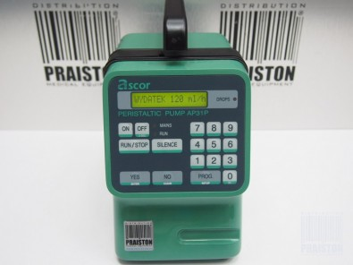 Image of Volumetric-Infusion-Pump-ASCOR-AP31P by PRAISTON